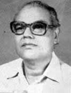 Girijashankar Trivedi